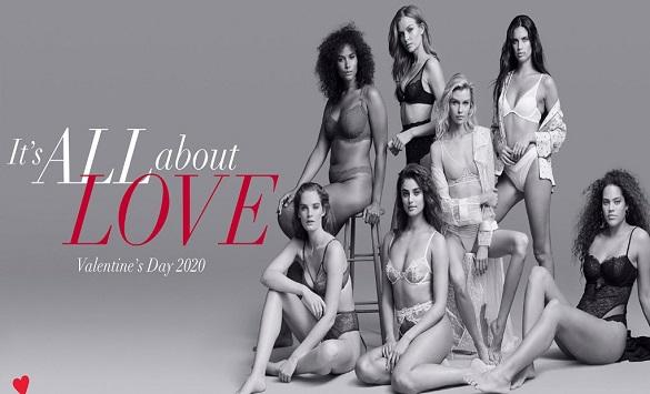 Слика од Victoria's secret - Valentine's day 2020