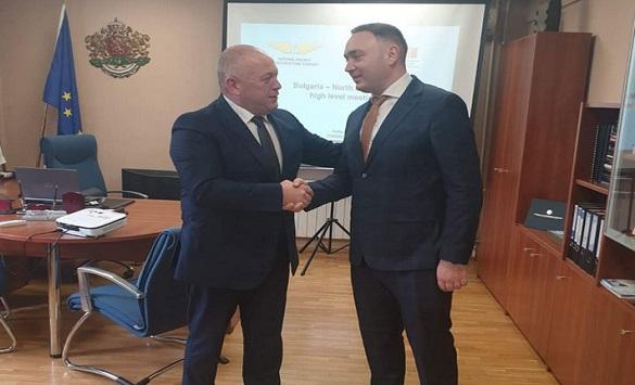 Слика од Меѓудржавен експертски тим ќе соработува за изградбата на пругата кон Бугарија