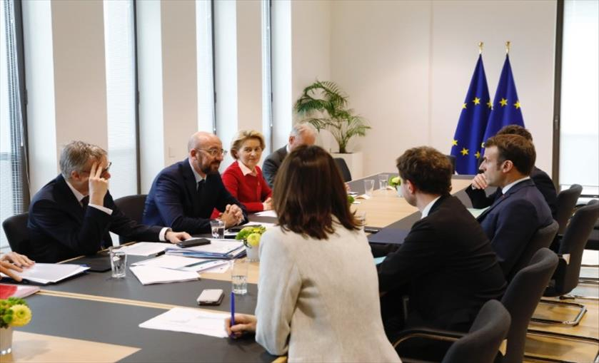Слика од Лидерите на ЕУ не постигнаа согласност за буџетот
