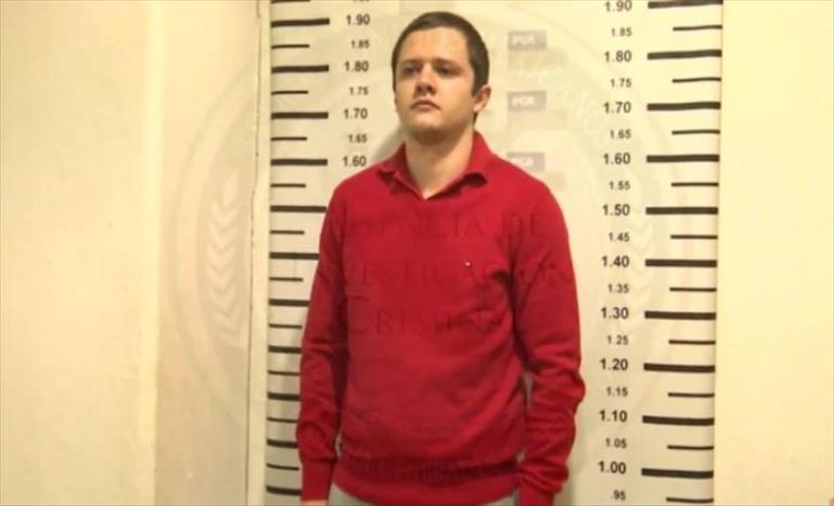 Слика од Властите на Мексико екстрадираа во САД син на предводник на нарко картел