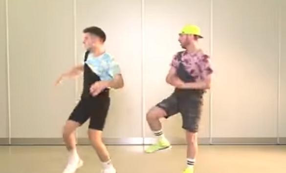 """Слика од """"Еволуцијата на танцот"""" надмина 21 милион прегледи на Фејсбук (видео)"""