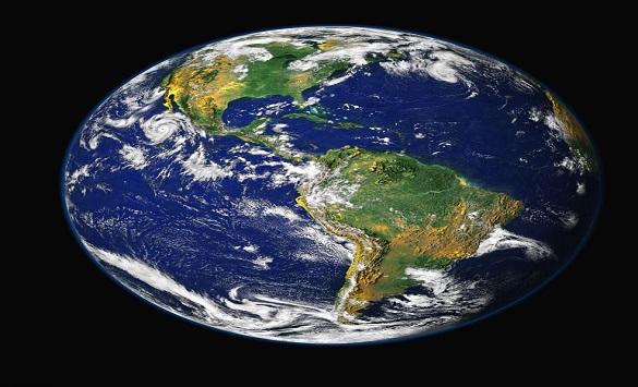 Слика од Нова теорија: Земјата се создала во само пет милиони години