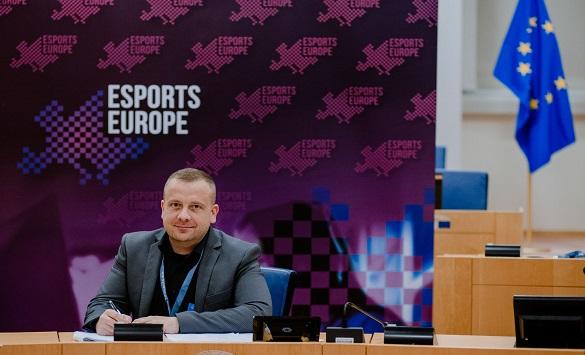 Слика од Македонската Еспорт Федерација меѓу основачите на Европска Еспорт федерација