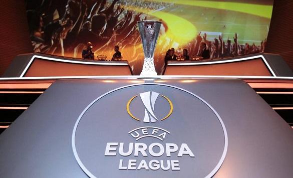 Слика од Ждрепка за осминафиналето на Лига Европа