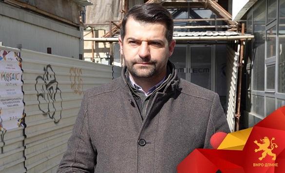 Слика од Томовски: Власта да одговори која фирма ќе го добие 19 милионскиот тендер во РEK Битола