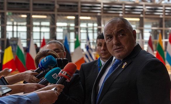 Слика од Борисов: Бугарија ќе продолжи да го поддржува европскиот пат на Црна Гора
