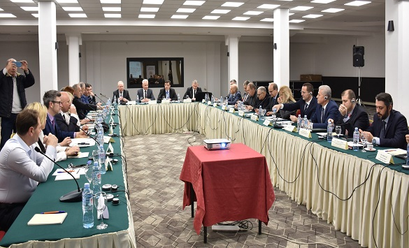Слика од Во Охрид се одржа неформален состанок на царинските служби на државите од Западен Балкан