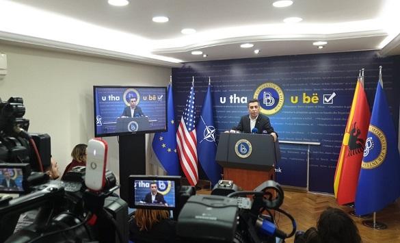 Слика од Меџити: Албанскиот преставник во Владата го определува волјата на Албанците а не волјата на сојузите