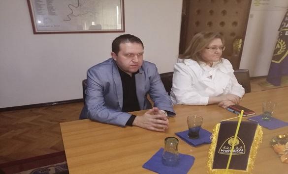 Слика од Петревска: Будно се следи состојбата на јужната граница