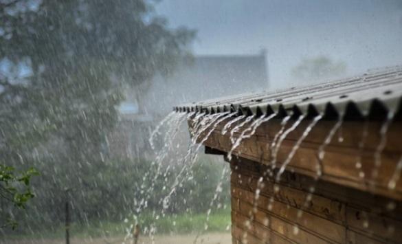 Слика од Дожд и ветер со брзина од над 70 километри на час попладнево