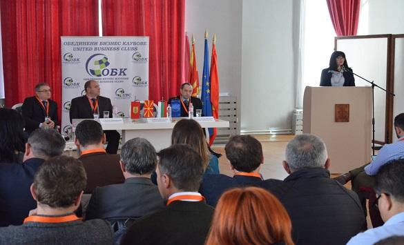 Слика од Апостолска: Развивме економски мерки кои овозможија значајна поддршка за бизнис секторот