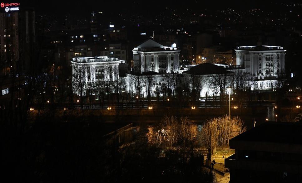 Слика од Полициски час во Скопје (Мега галерија)