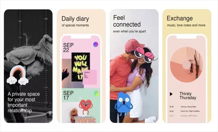 """Слика од """"Фејсбук"""" лансира апликација за комуникација помеѓу парови"""