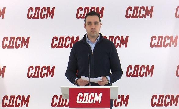 Слика од Костадинов: Економските мерки на Владата спасуваат 250.000 работни места
