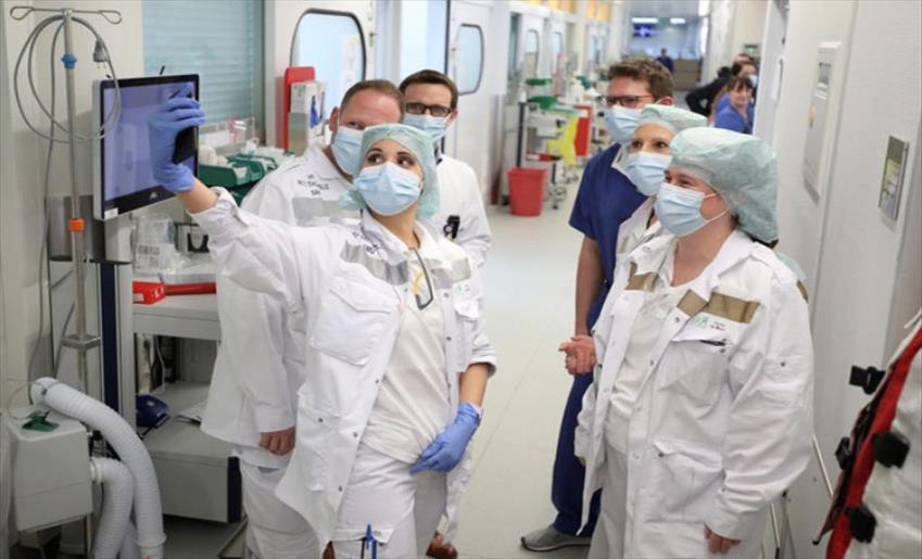 Слика од Во Србија вкупно заразени 2.867 лица, досега починаа 66
