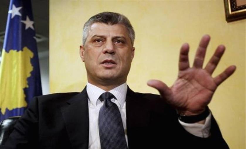 Слика од Тачи го отфрли предлогот на Курти за составот на косовскиот тим за преговори со Србија