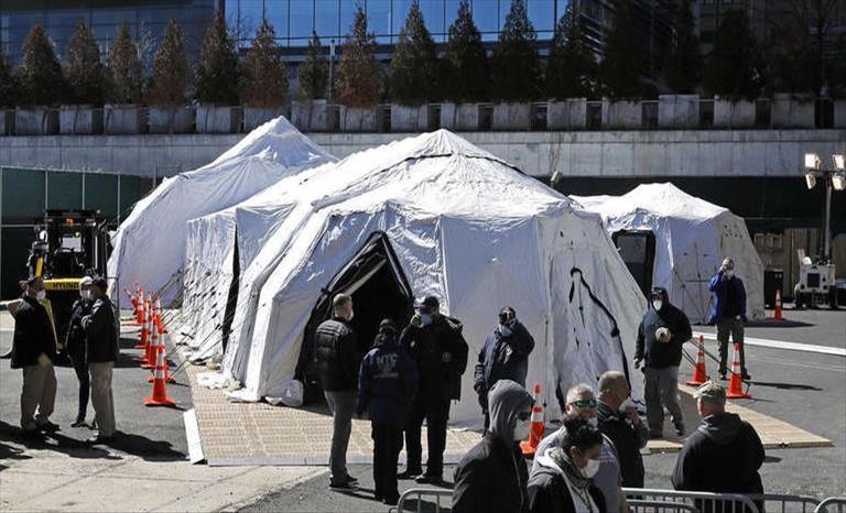 Слика од Њујорк тајмс: Коронавирусот во Њујорк бил донесен од Европа