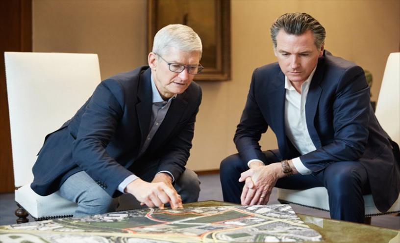 """Слика од Услугите на """"Епл"""" се достапни во уште 20 земји"""