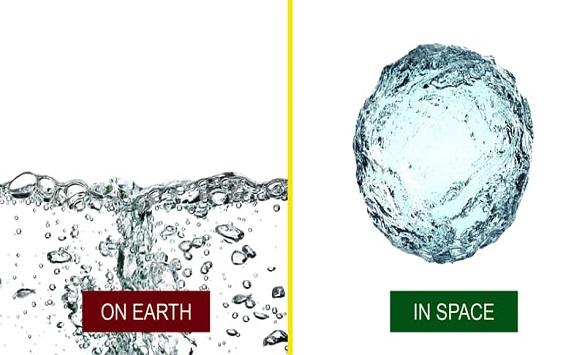 Слика од Во Вселената, сѐ изгледа поинаку