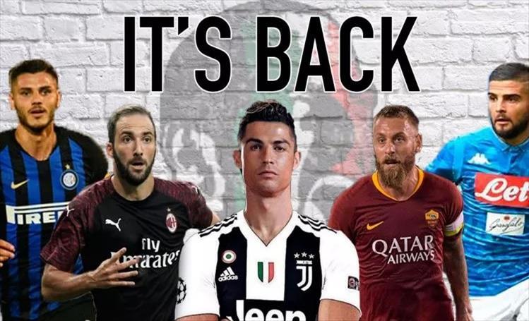 Слика од Купот вовед пред првенството: Се враќа фудбалот во Италија