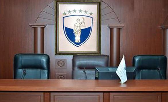 Слика од Амбасадата на САД во Приштина ги повика сите партии да ја почитуваат одлуката на Уставниот суд