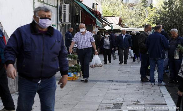 Слика од Казни за 40 лица кои не носеле заштитни маски во Тетовско