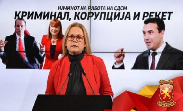 Слика од Стојаноска: Да се збори за избори во едни вакви услови е морбидно, бараме разрешување на комисија за заразни болести
