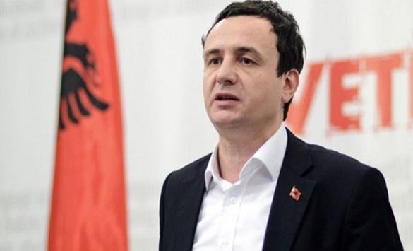 Слика од Курти не ја прифаќа одлуката на Уставниот суд на Косово за декретот на Тачи