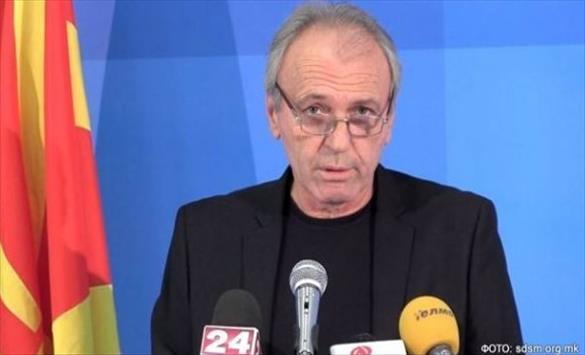 Слика од Гоце Чакаровски во екот на пандемијата со коронавирус си поднесе оставка од Национален координатор за здравство