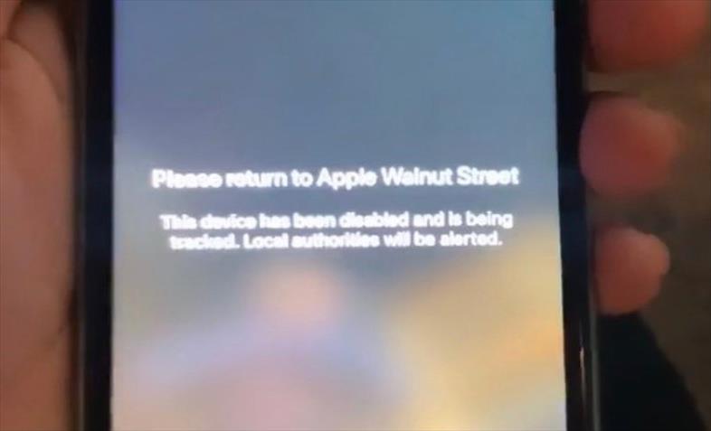 """Слика од """"Епл"""" ги блокираше телефоните што беа украдени за време на протестите во САД"""