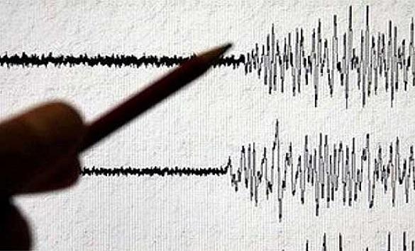 Слика од Умерен земјотрес јужно од грчкиот остров Крит