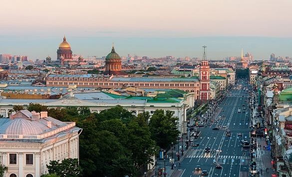 Слика од Закани за бомби во трговски центри и училишта во Санкт Петербург