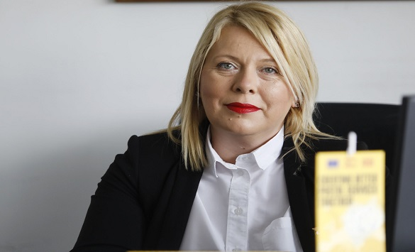 Слика од Аврамовска Ѓоревска: Зголемен интересот за работа во поштенскиот сектор за 15-20 проценти