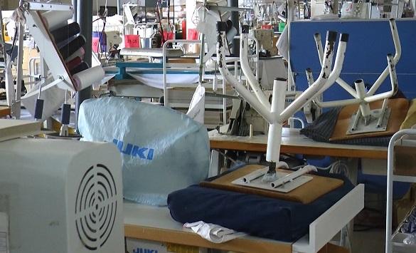 """Слика од Проблемите во текстилниот сектор доправа доаѓаат, """"Гласен Текстилец"""" апелира да се почитуваат законите за работниците"""