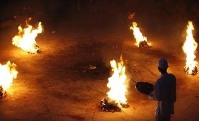 Слика од Човекот го користел огнот пред милиони години