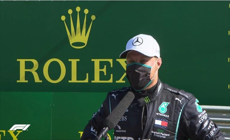 Слика од Ботас победник на првата трка од новата сезона во Формула 1