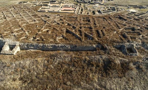 Слика од Почнаа археолошките истражувања во Стоби