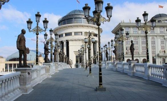 Слика од Поведени постапки против девет лица кои не го почитувале полицискиот час во Скопје