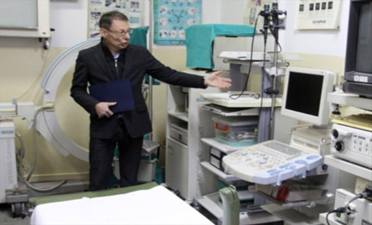 Слика од Модуларна амбуланта за ковид пациенти ќе биде поставена до Пулмологија