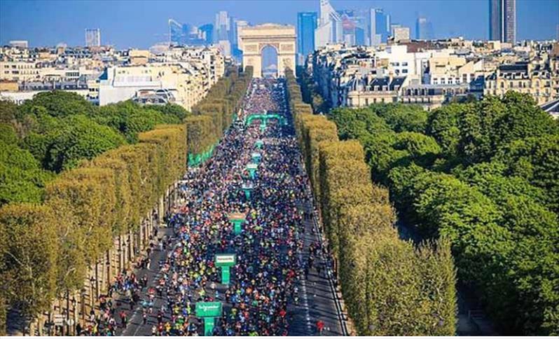 Слика од Маратонот во Париз повторно одложен