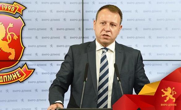 Слика од Јанушев: Намалување на персоналниот данок на доход и данокот на добивка на 8%