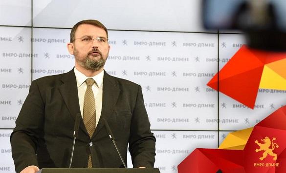 Слика од Стоилковски: Цело СДСМ на чело со Заев и Шекеринска спроведувале рекет, поднесени 40 кривични пријави