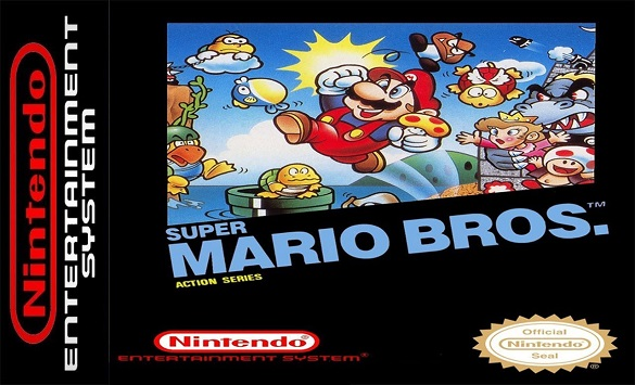 Слика од Видео играта Супер Марио од 1985 година продадена на аукција за 114.000 долари