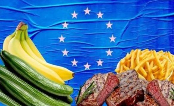 Слика од Бизарните закони на ЕУ