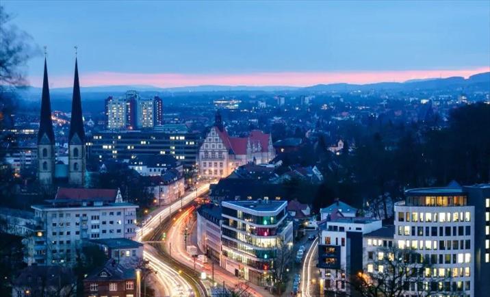 Слика од Германски град нуди еден милион евра за да го докаже своето непостоење