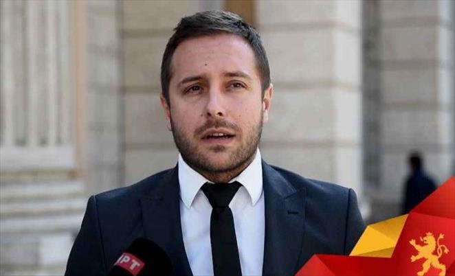 Слика од Арсовски: Се потврди дека Заев е шефот на рекетарската група, граѓаните ќе го казнат на 15-ти јули