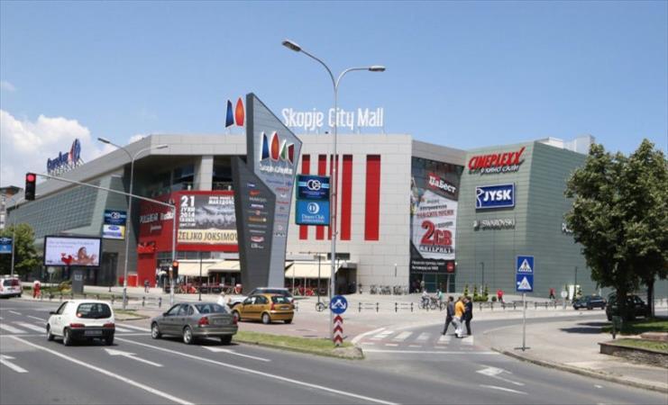 """Слика од Скопјанка пријавила дека била физички нападната од обезбедување во """"Сити Мол"""""""
