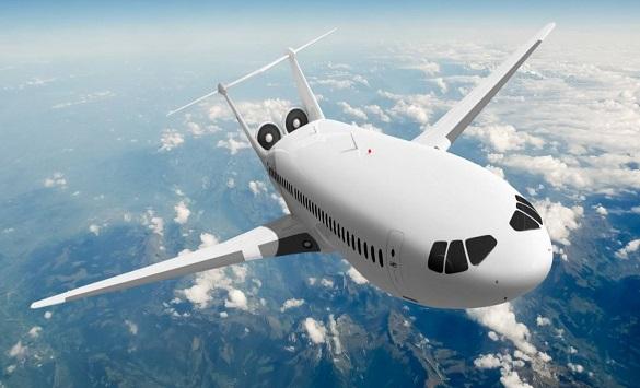 Слика од Комерцијалниот суперсоничен авион Екс-ви-1 подготвен за тест-летови