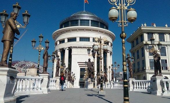 Слика од ОЈО Скопје поднесе 13 казнени налози за непочитување на здравствени прописи