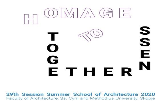 Слика од Новата Летна школа за архитектура зазема алтернативен формат и почнува со меѓународен конкурс